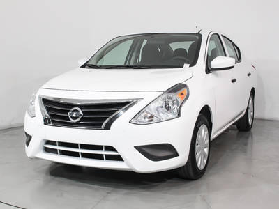 Used NISSAN VERSA 2017 HOLLYWOOD S Plus