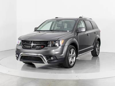 Used DODGE JOURNEY 2018 WEST PALM CROSSROAD