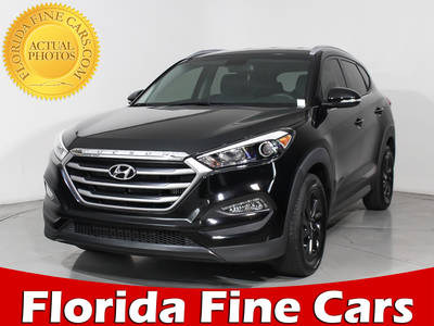 Used HYUNDAI TUCSON 2016 MIAMI Eco