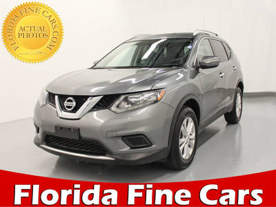 Used NISSAN ROGUE 2015 MARGATE Sv