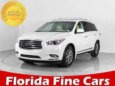Used INFINITI QX60 2015 WEST PALM