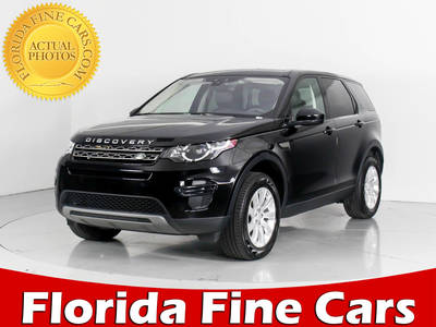 Used LAND-ROVER DISCOVERY-SPORT 2018 WEST PALM SE