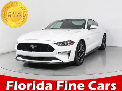 Used FORD MUSTANG 2018 MIAMI GT