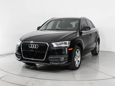 Used AUDI Q3 2015 WEST PALM Premium Plus Quattro