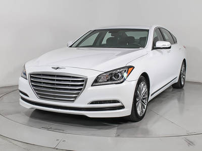 Used HYUNDAI GENESIS 2016 HOLLYWOOD 3.8