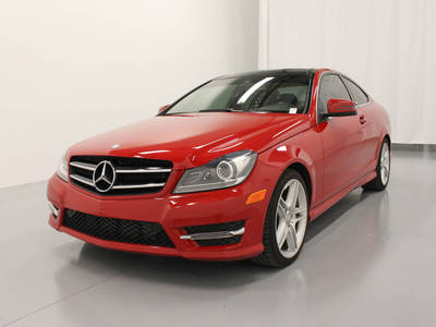 Used MERCEDES-BENZ C-CLASS 2015 HOLLYWOOD C250