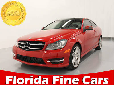 Used MERCEDES-BENZ C-CLASS 2015 MARGATE C250