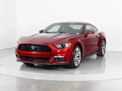 Used FORD MUSTANG 2015 WEST PALM Ecoboost Premium