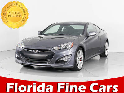 Used HYUNDAI GENESIS-COUPE 2015 WEST PALM 3.8 Ultimate
