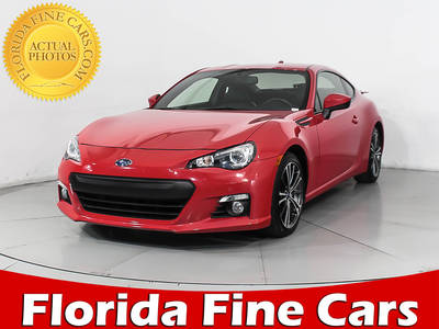 Used SUBARU BRZ 2016 MIAMI LIMITED