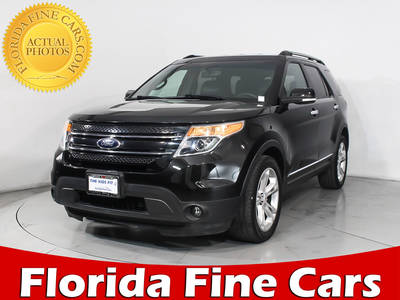Used FORD EXPLORER 2014 MIAMI Limited 4x4