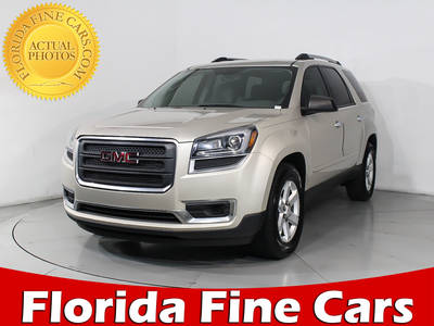 Used GMC ACADIA 2015 MIAMI SLE
