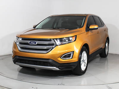 Used FORD EDGE 2016 MIAMI SEL