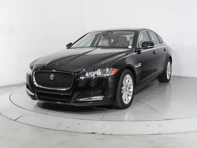 Used JAGUAR XF 2017 MIAMI 35t