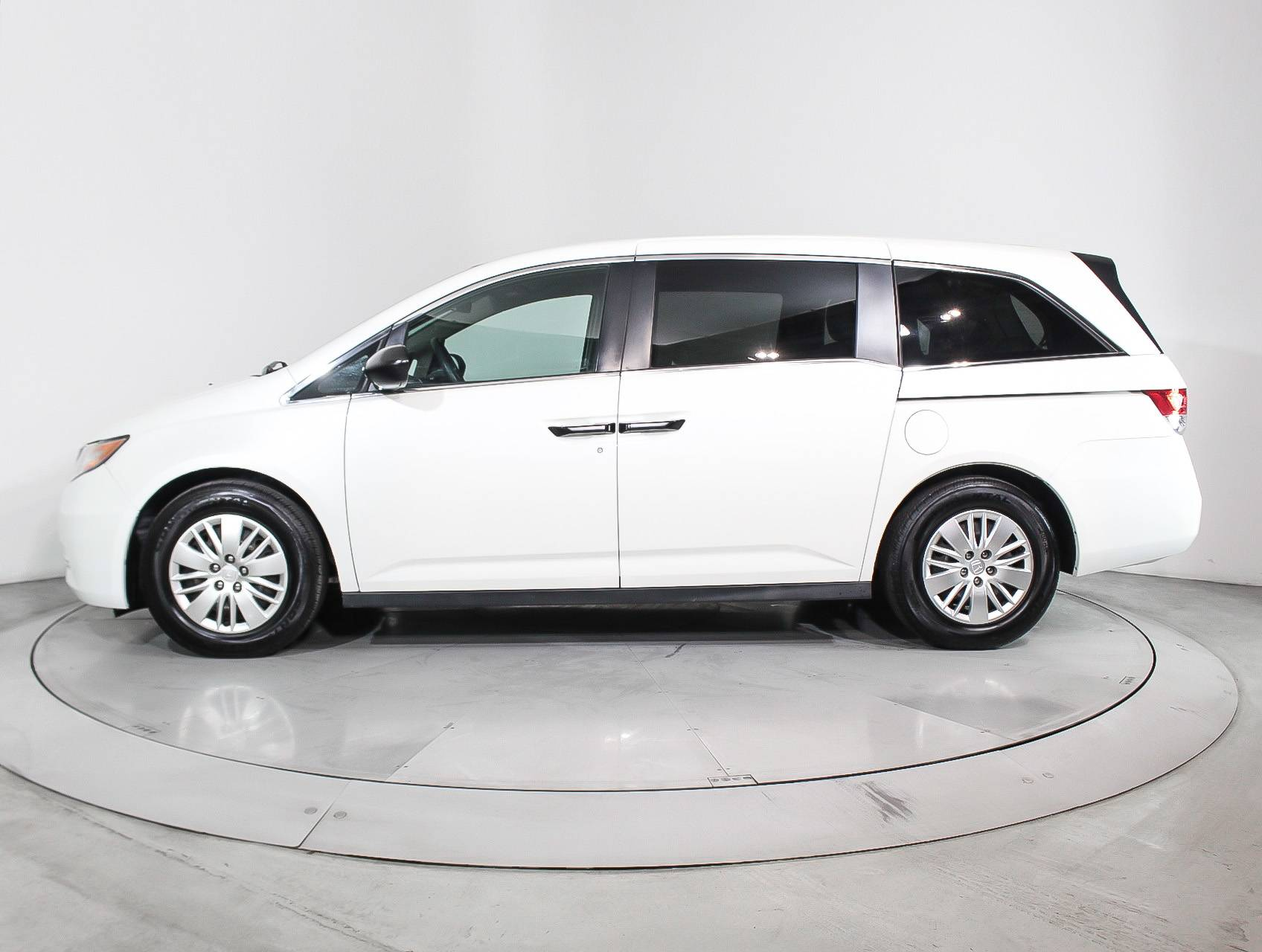 Used 2016 Honda Odyssey Lx Minivan For In Miami Fl 97715 Florida Fine Cars