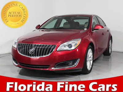 Used BUICK REGAL 2015 HOLLYWOOD LEATHER