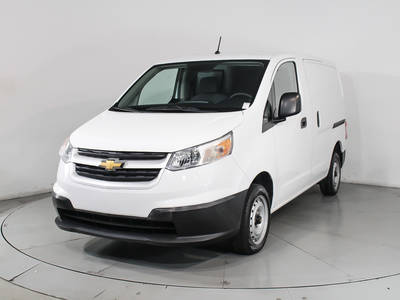 Used CHEVROLET CITY-EXPRESS 2015 MIAMI LS