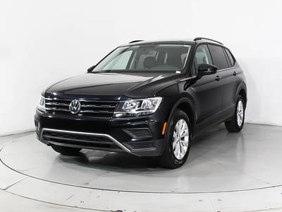 Used VOLKSWAGEN TIGUAN 2018 HOLLYWOOD S