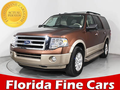 Used FORD EXPEDITION 2012 MIAMI Xlt