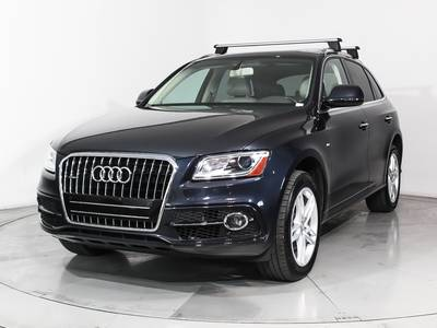 Used AUDI Q5 2016 HOLLYWOOD PREMIUM PLUS