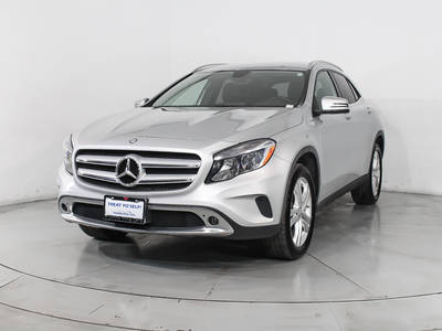 Used MERCEDES-BENZ GLA-CLASS 2015 HOLLYWOOD GLA250 4MATIC