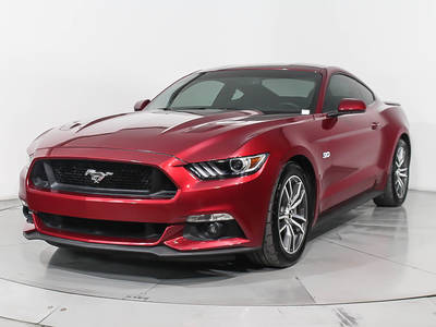 Used FORD MUSTANG 2016 HOLLYWOOD GT
