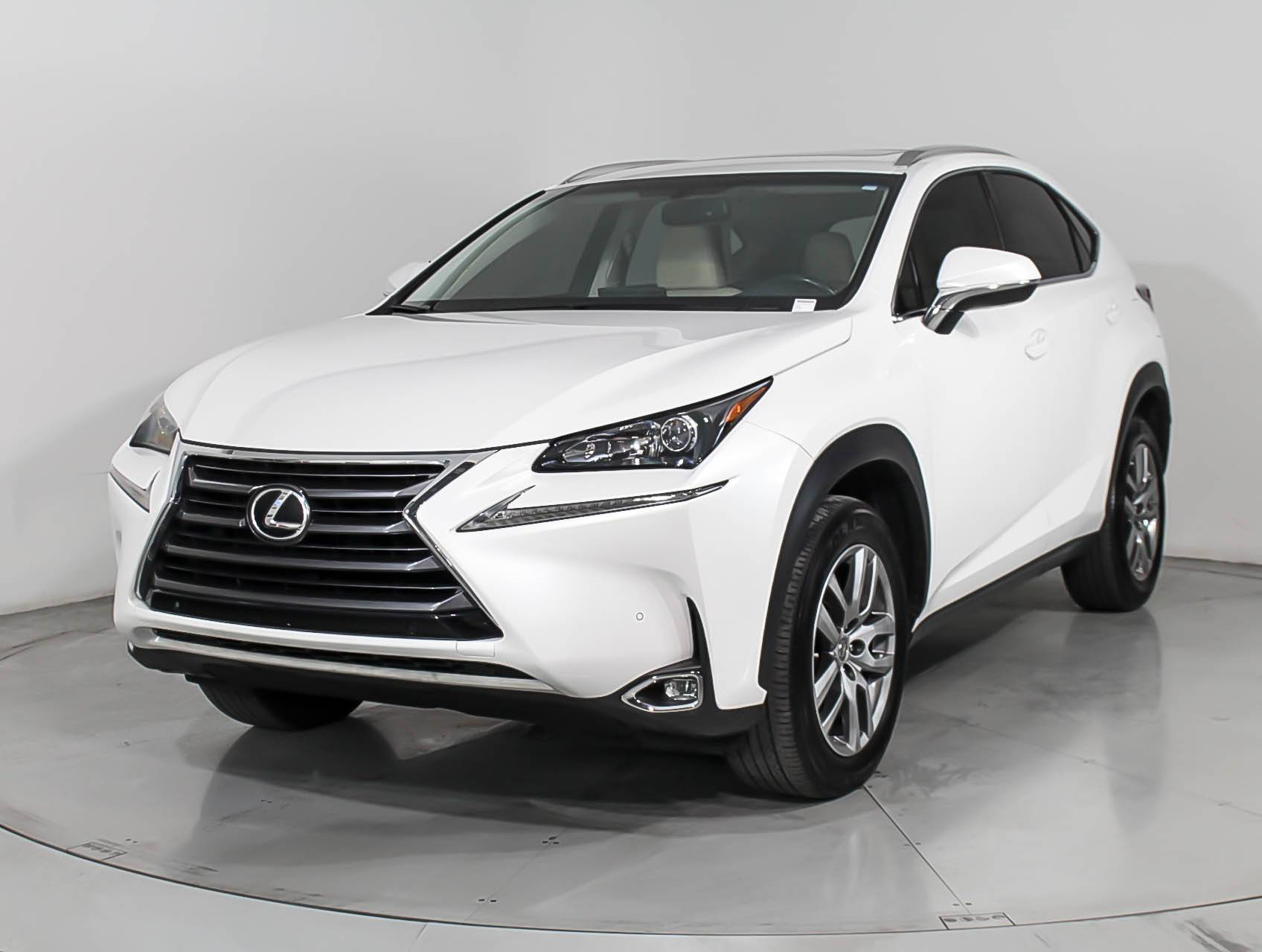 Lexus Nx 200t For Sale >> Used 2015 Lexus Nx 200t Suv For Sale In Hollywood Fl 97772