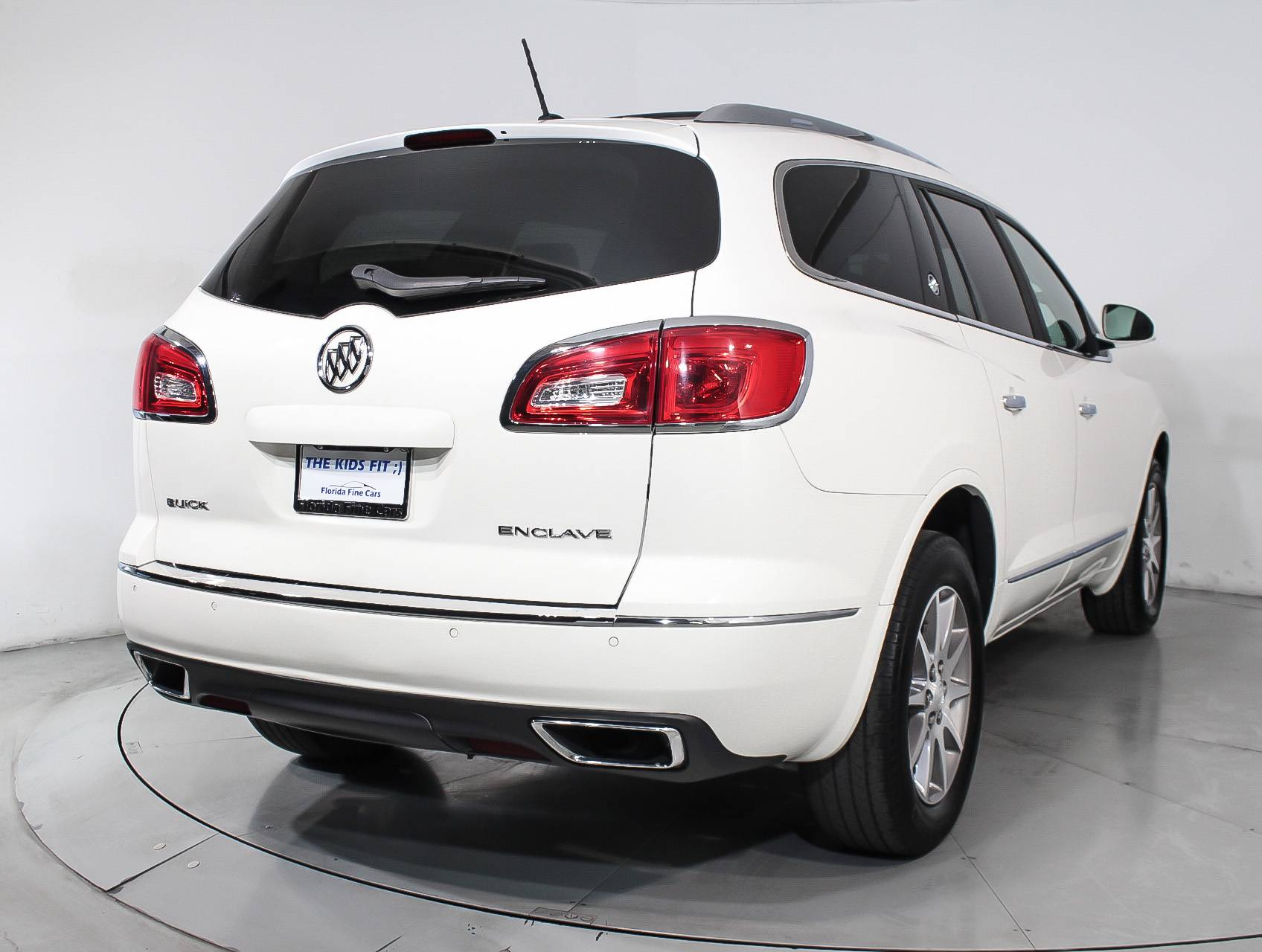 Used 2014 Buick Enclave Leather Suv For Sale In Miami Fl