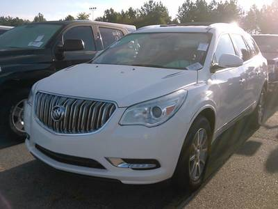 Used BUICK ENCLAVE 2014 HOLLYWOOD Leather