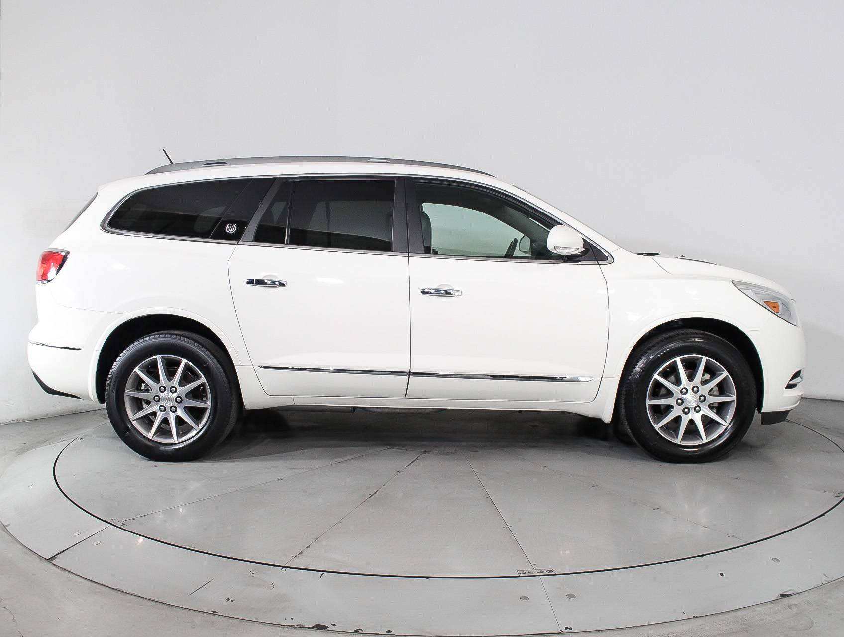 Used 2014 Buick Enclave Leather Suv For Sale In Hollywood