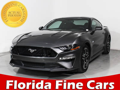 Used FORD MUSTANG 2018 HOLLYWOOD GT