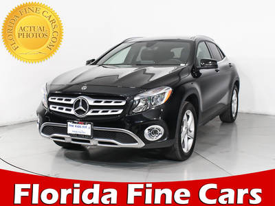 Used MERCEDES-BENZ GLA-CLASS 2018 HOLLYWOOD GLA250