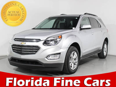 Used CHEVROLET EQUINOX 2017 HOLLYWOOD LT