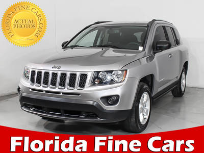 Used JEEP COMPASS 2016 MIAMI SPORT