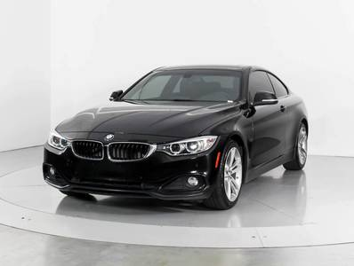 Used BMW 4-SERIES 2015 WEST PALM 428i Sport