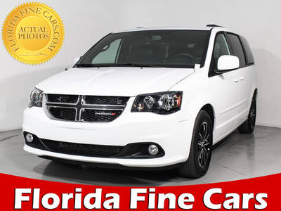 Used DODGE GRAND-CARAVAN 2017 MIAMI Gt