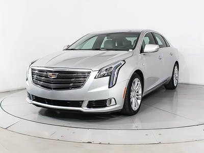 Used CADILLAC XTS 2018 HOLLYWOOD LUXURY