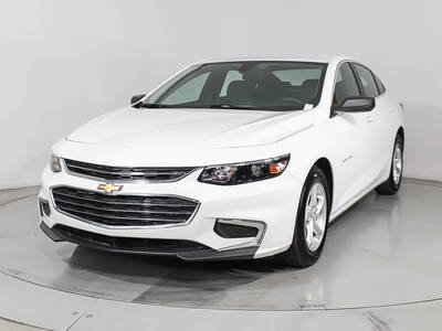 Used CHEVROLET MALIBU 2018 MIAMI LS (1LS)