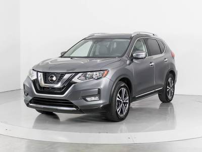Used NISSAN ROGUE 2018 HOLLYWOOD Sl