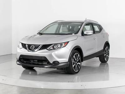 Used NISSAN ROGUE-SPORT 2018 WEST PALM Sv