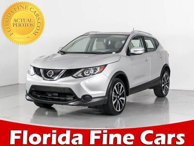 Used NISSAN ROGUE-SPORT 2018 WEST PALM S