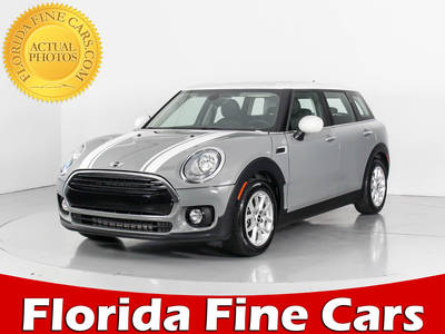Used MINI CLUBMAN 2016 WEST PALM Cooper Sport Pkg