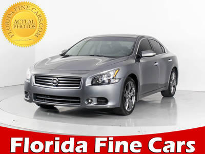Used NISSAN MAXIMA 2014 MARGATE Sv Sport