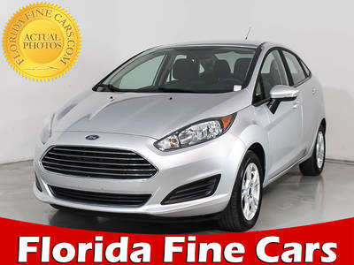 Used FORD FIESTA 2015 MIAMI SE