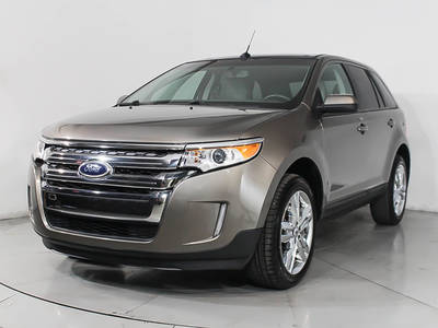 Used FORD EDGE 2014 HOLLYWOOD Sel Awd