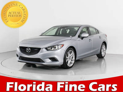 Used MAZDA MAZDA6 2017 WEST PALM TOURING
