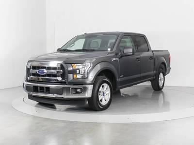 Used FORD F-150 2017 WEST PALM Xlt Supercrew