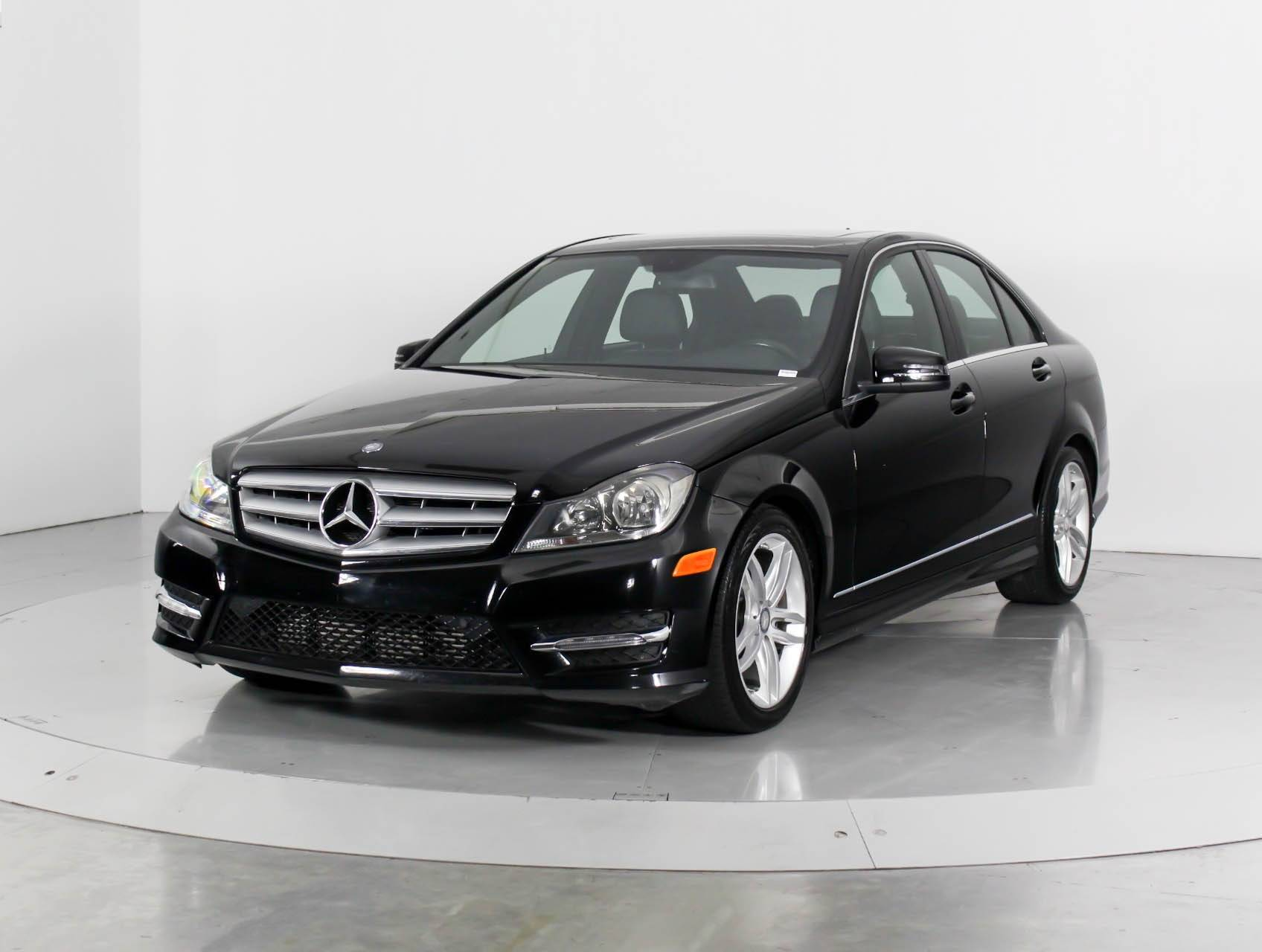 Used 2017 Mercedes Benz C Cl C250 Sedan For In West Palm Fl 97905 Florida Fine Cars