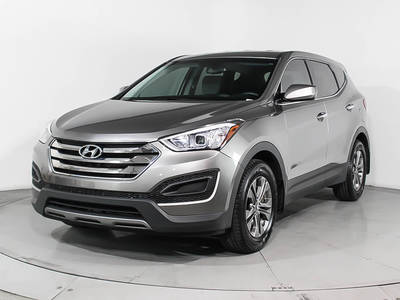 Used HYUNDAI SANTA-FE-SPORT 2014 HOLLYWOOD