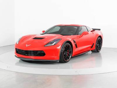 Used CHEVROLET Corvette 2017 WEST PALM Grand Sport 1lt